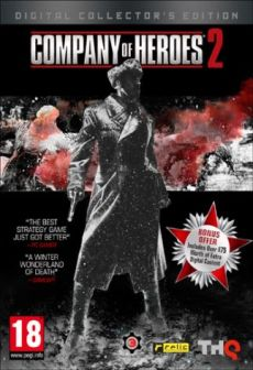 Get Free Company of Heroes 2 - Digital Collector's Edition