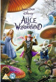 Get Free Disney Alice in Wonderland
