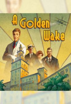 Get Free A Golden Wake