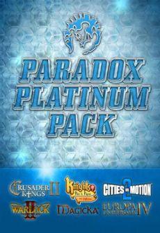 Get Free Paradox Platinum Pack