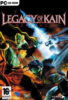 Get Free Legacy of Kain: Defiance