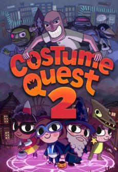 Get Free Costume Quest 2