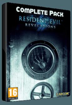 Get Free Resident Evil: Revelations - Complete Pack