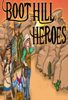 Get Free Boot Hill Heroes