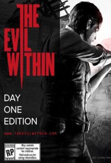 Get Free The Evil Within Day One Edition