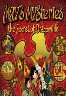 Get Free May's Mysteries: The Secret of Dragonville