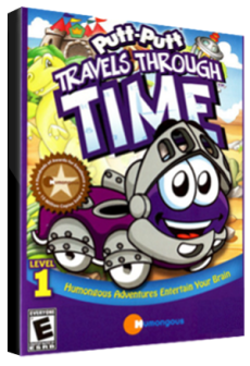 Get Free Putt-Putt Travels Through Time
