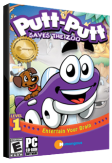 Get Free Putt-Putt Saves the Zoo