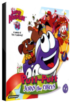 Get Free Putt-Putt Joins the Circus