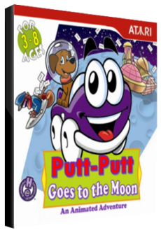 Get Free Putt-Putt Goes to the Moon