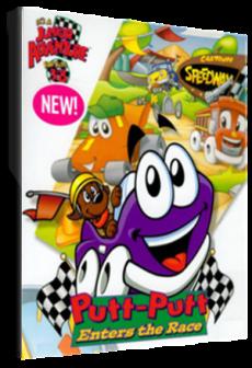 Get Free Putt-Putt Enters the Race