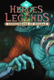 Get Free Heroes & Legends: Conquerors of Kolhar