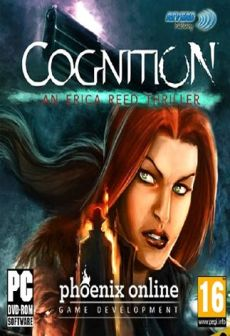 Get Free Cognition: An Erica Reed Thriller