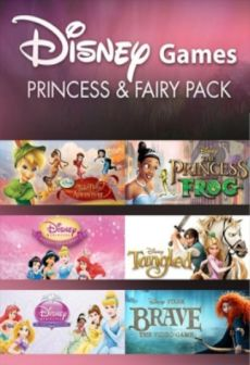 Get Free Disney Princess and Fairy Pack