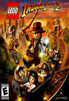 Get Free Lego Indiana Jones 2: The Adventure Continues
