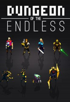 Get Free Dungeon of the Endless - Pixel Edition