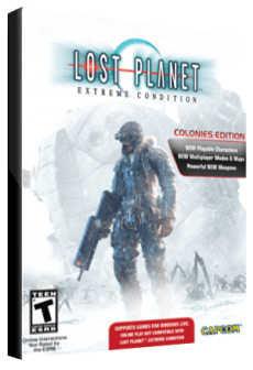 Get Free Lost Planet: Extreme Condition Colonies Edition