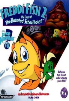 Get Free Freddi Fish 2: The Case of the Haunted Schoolhouse