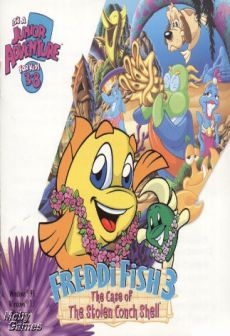 Get Free Freddi Fish 3: The Case of the Stolen Conch Shell