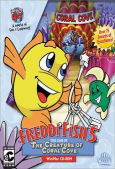 Get Free Freddi Fish 5: The Case of the Creature of Coral Cove