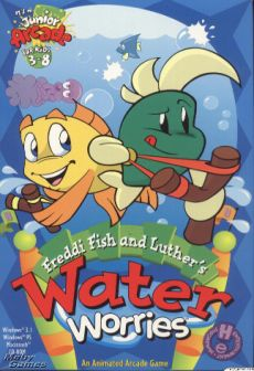 Get Free Freddi Fish and Luther's Water Worries