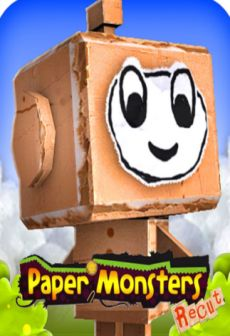 Get Free Paper Monsters Recut
