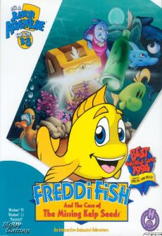 Get Free Freddi Fish and The Case of the Missing Kelp Seeds