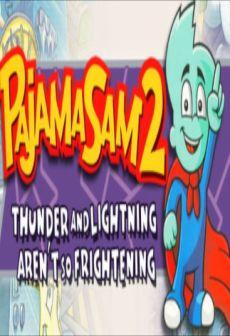 Get Free Pajama Sam 2 Thunder and Lightning Aren't So Frightening