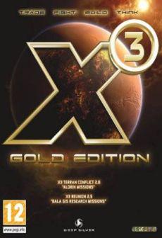 Get Free X3: GoldBox