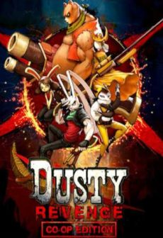 Get Free Dusty Revenge:Co-Op Edition