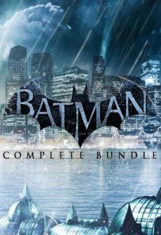 Get Free Batman Complete Bundle (7 items)