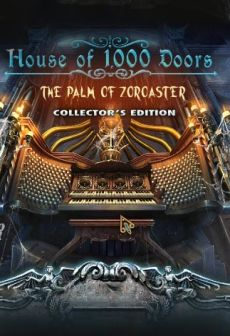 Get Free House of 1000 Doors: The Palm of Zoroaster Collector's Edition