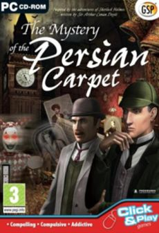 Get Free Sherlock Holmes: The Mystery of The Persian Carpet