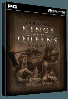 Get Free Paradox Kings and Queens Bundle