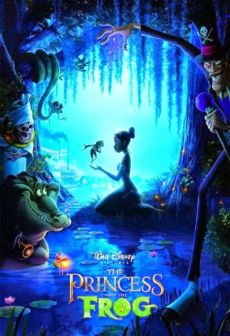 Get Free Disney The Princess and the Frog