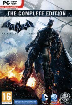 Get Free Batman: Arkham Origins - Complete Edition