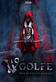 Get Free Woolfe - The Red Hood Diaries