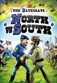 Get Free The Bluecoats: North vs South