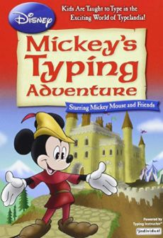 Get Free Disney Mickey's Typing Adventure
