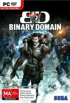 Get Free Binary Domain Collection Pack