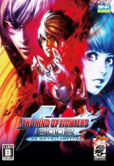 Get Free THE KING OF FIGHTERS 2002 UNLIMITED MATCH