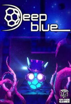 Get Free Deep Blue 3D Maze