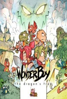 Get Free Wonder Boy: The Dragon's Trap