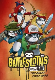 Get Free Battlesloths 2025: The Great Pizza Wars