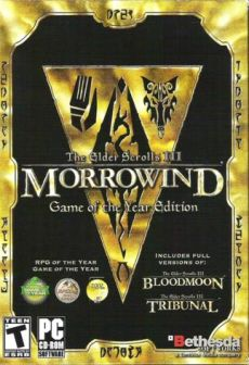 Get Free The Elder Scrolls III: Morrowind GOTY Edition