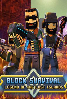 Get Free Block Survival: Legend of the Lost Islands