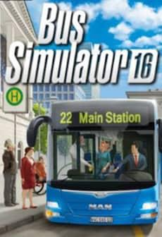 Get Free Bus Simulator 16 Gold Edition