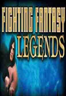 Get Free Fighting Fantasy Legends