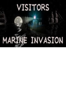 Get Free Visitors: Marine Invasion
