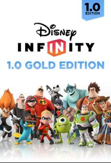 Get Free Disney Infinity 1.0: Gold Edition